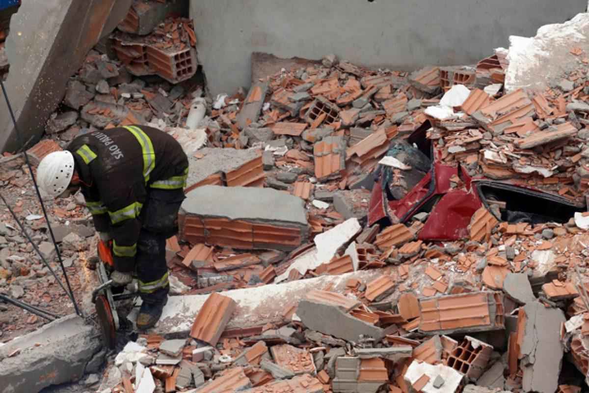 A prefeitura de São Paulo afirmou, em nota, que a obra estava em situação irregular e que já havia sido multada 2 vezes| Nacho Doce/ Reuters