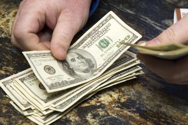 Dólar atinge maior valor em cinco meses | Las Vegas Sun/ Steve Marcus/ Reuters