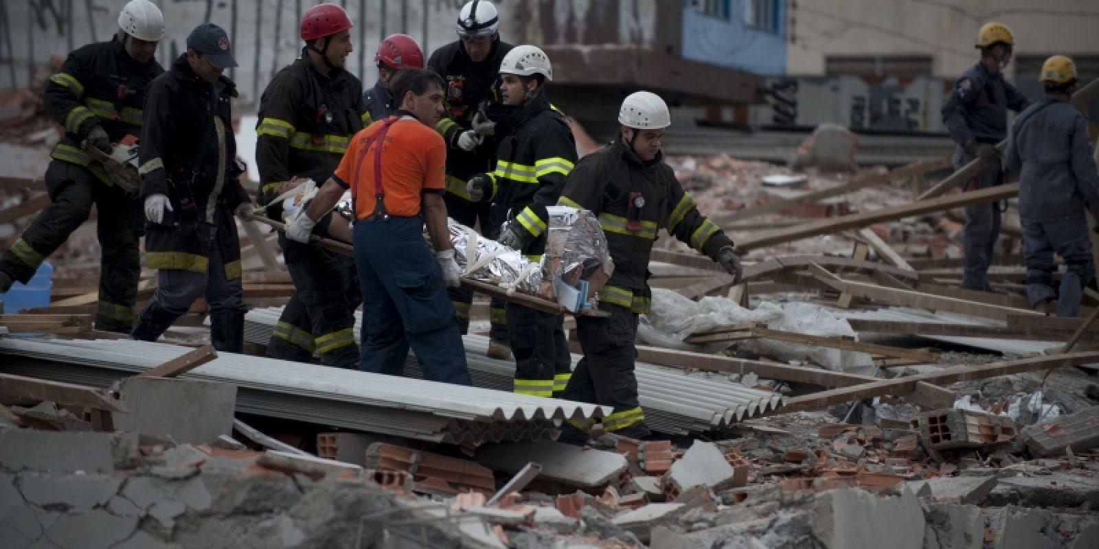 Segundo o Águia da PM, havia entre 30 e 50 pessoas no local | Marcelo Camargo/ ABr