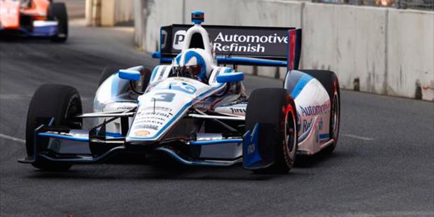 Helio Castroneves é um dos representantes do Brasil nesta temporada da F-Indy | Divulgação