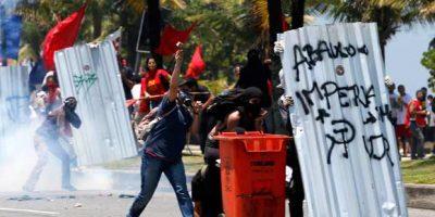 protesto-manifestação-leilão-de-libra-Rio-de-Janeiro-pre-sal-Sérgio-Moraes-Reuters