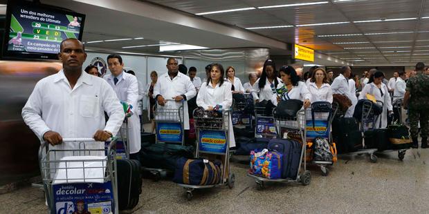 Dois médicos cubanos foram desligados do Programa Mais Médicos | Moacyr Lopes Júnior/ Folhapress