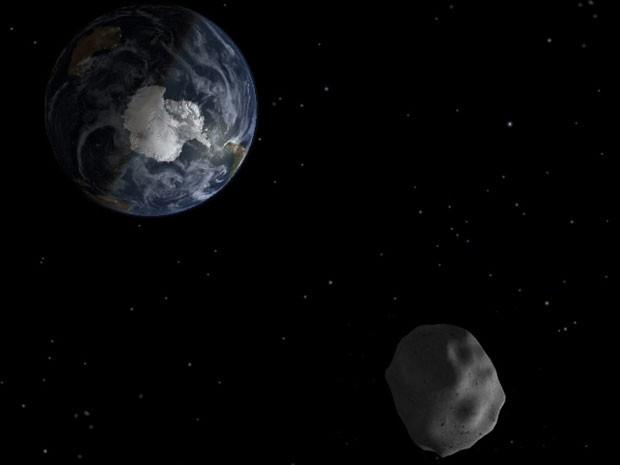 Nasa quer detectar todos os asteroides que estão na órbita da Terra | Divulgação