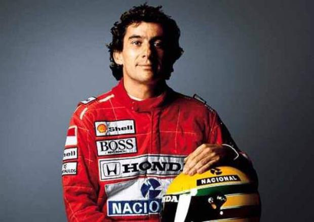 Tricampeão Ayrton Senna vence 41 corridas e fez 65 poles na Fórmula 1   Divulgação