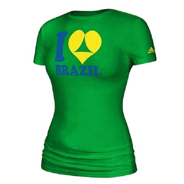 Outra versão da camisa para a torcida | Reprodução