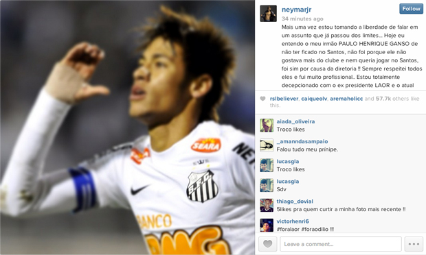 neymar-instagram-reproducao620