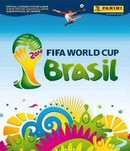 Capa do álbum da Copa | Reprodução