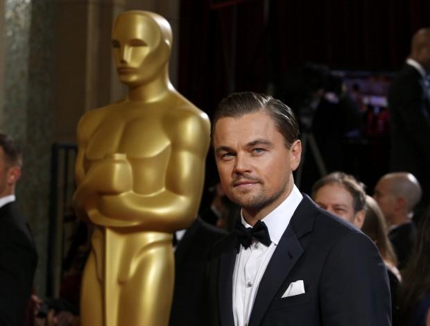 O ator Leonardo DiCaprio, um dos indicados a melhor ator do ano | Adrees Latif/Reuters