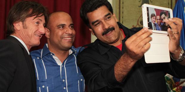 Maduro pediu paz e respeito | Handout / Reuters