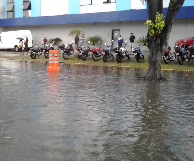 Avenida Marquês de São Vicente, sentido do Bom Retiro | Rafael/Ouvinte Rádio Sulamérica Trânsito