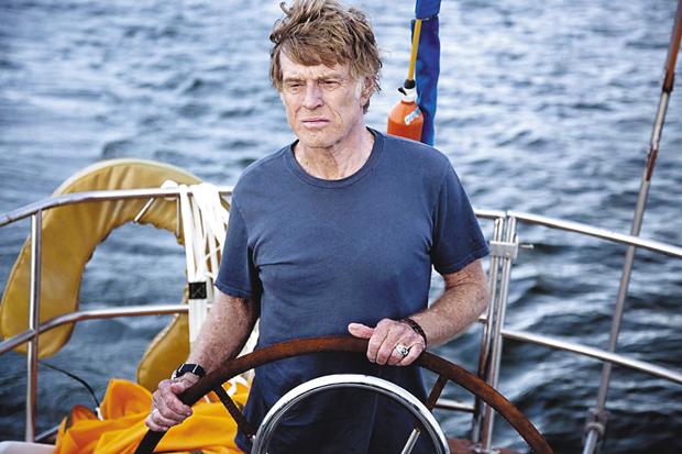 Redford foi indicado ao Globo de Ouro pelo papel   Divulgação