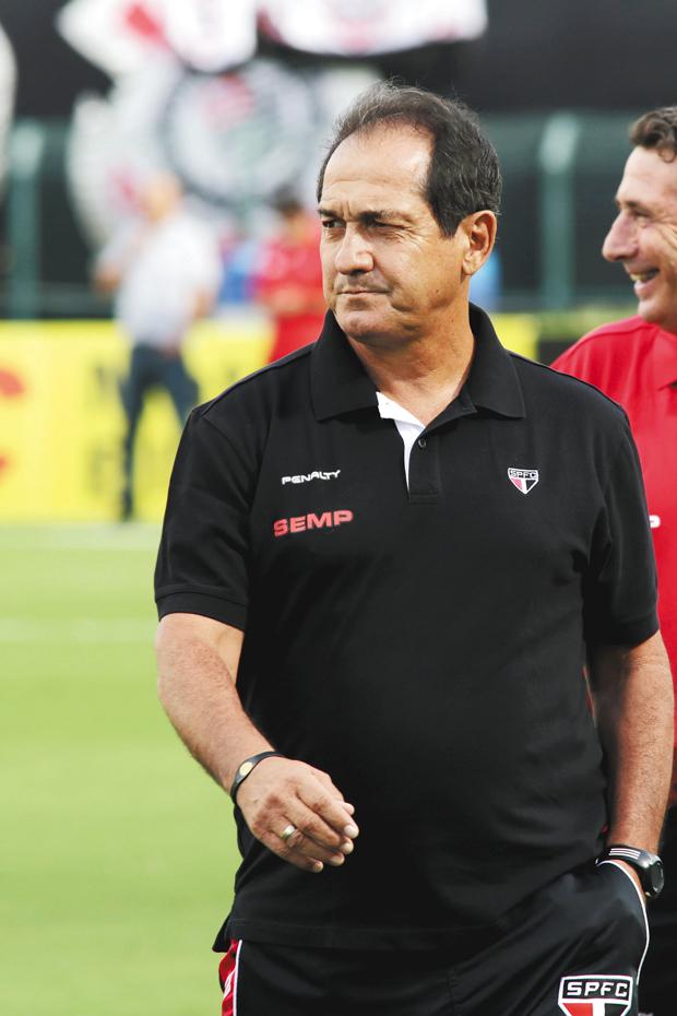 Muricy nega que time vai facilitar | Luis Moura/Folhapress