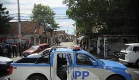 Confronto ocorreu na noite desta quarta-feira | Tânia Rêgo/Agência Brasil