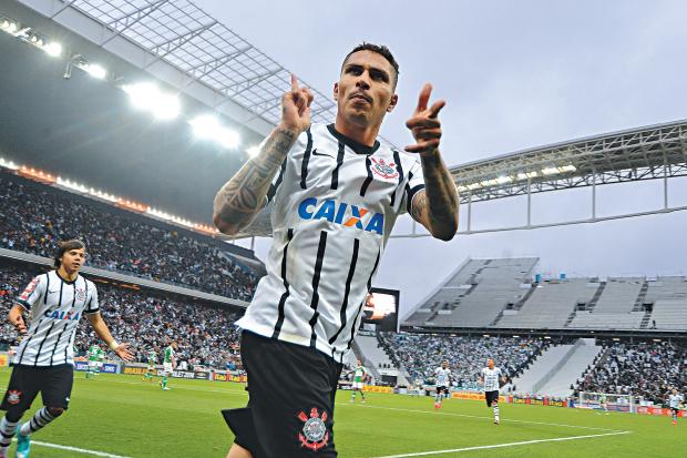 Guerreronão vai atuar pelo Corinthians em Belém | Mauro Horita/AGIF/Folhapress