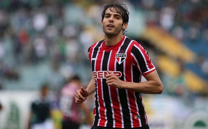Kaká não continuará no São Paulo ano que vem | Rubens Chiri/Site São Paulo