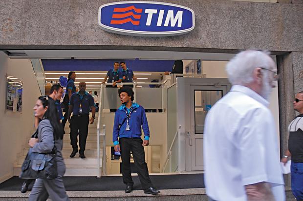 Ações da TIM subiram 11% com possível proposta da Oi | Tânia Rêgo/ABr