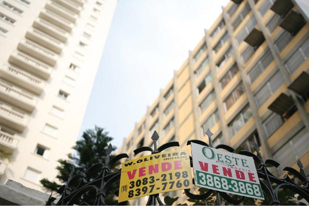 Medidas procuram estimular venda de imóveis no país | André Porto/Metro