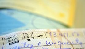 Inadimplência com cheques em julho tem a maior alta em 23 anos, diz Serasa | Imagem de Arquivo/Agência Brasil