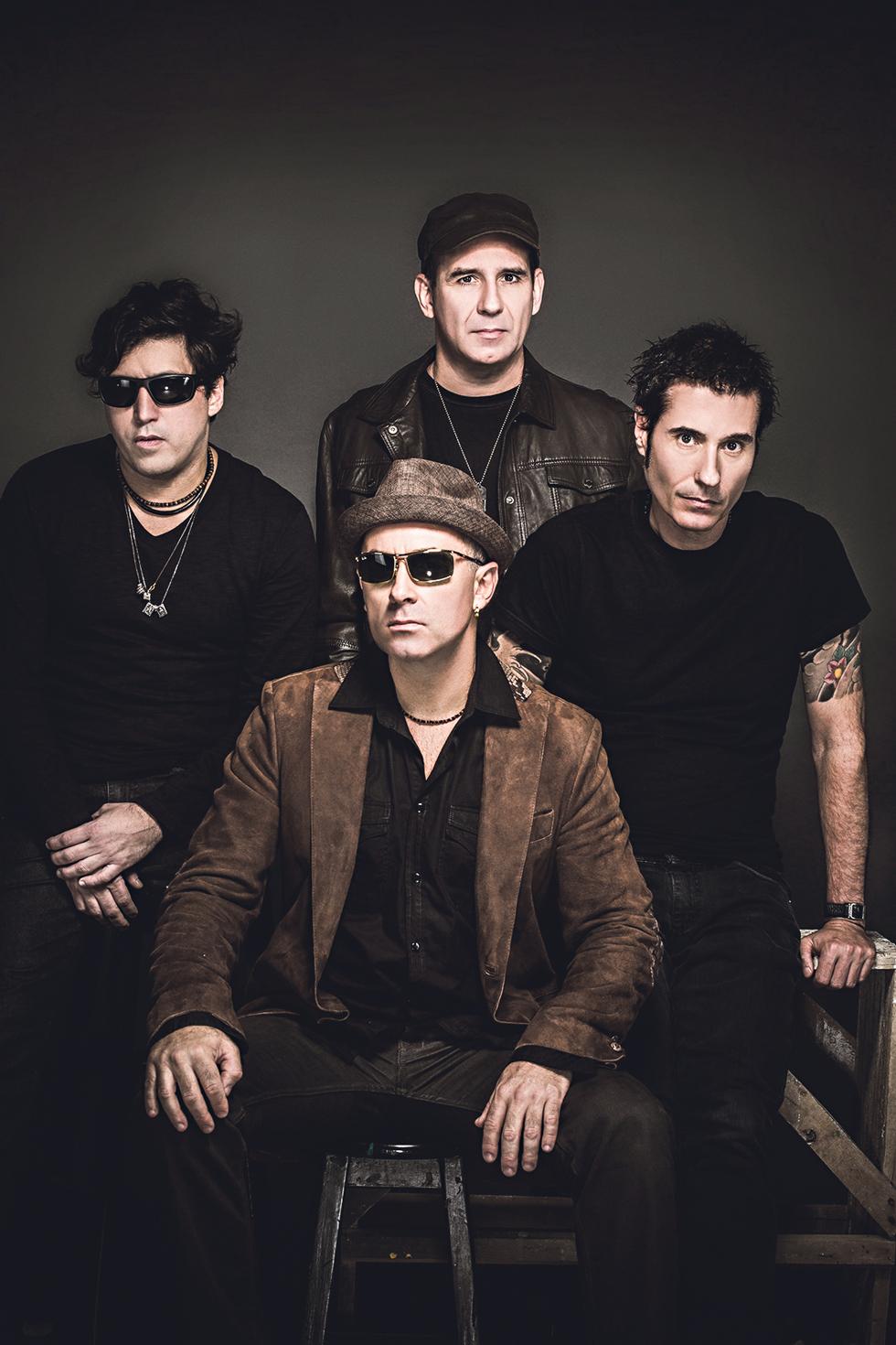 Capital Inicial traz sete músicas no novo disco | Divulgação