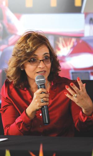 Maruska diz que obras totais durarão 3 anos | Andressa Anholete/Metro Brasília