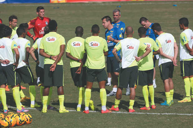 Dunga inicia sua segunda passagem como técnico da Seleção | Bruno Domingos/Mowa Press