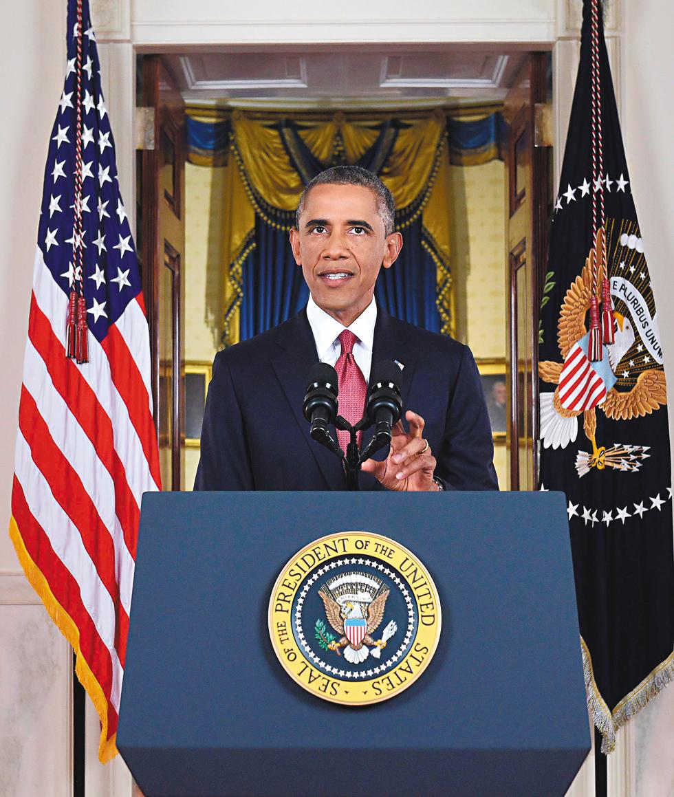 Obama anunciou seu plano sobre o EI na quarta-feira | Saul Loeb/Reuters