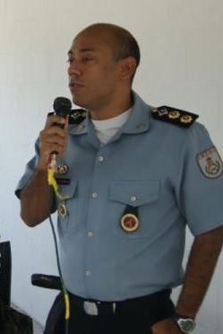 Coronel Fontenelle foi um dos detidos na operação, nesta segunda-feira /|Divulgação / rj.gov.br