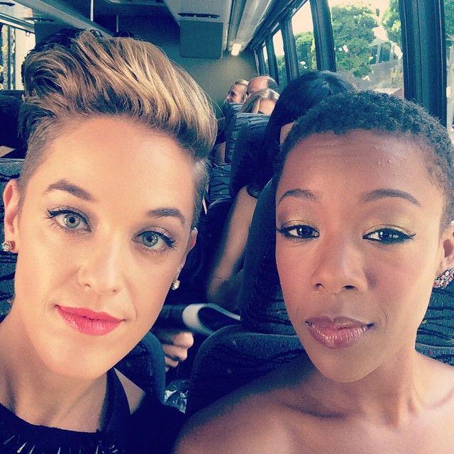 Lauren e Samira seguem juntas para a premiação do Emmy Awards | Divulgação/Instagram