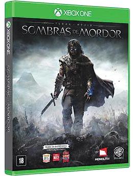 """""""Terra-Média: Sombras de Mordor"""" - Warner [R$ 200 (ps4, xone, ps3 e x360) R$ 100 (PC)]"""