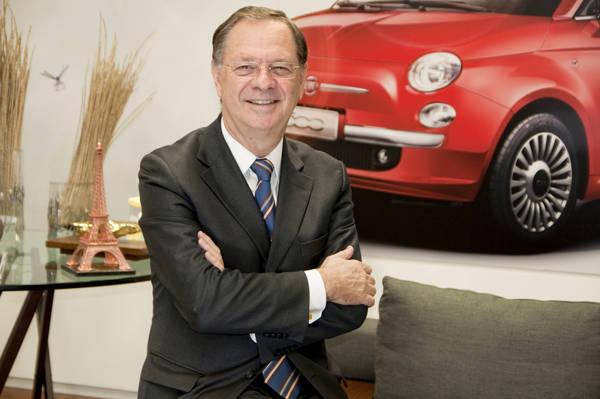 Cledorvino Belini, presidente da Fiat-Chrysler no Brasil | Divulgação