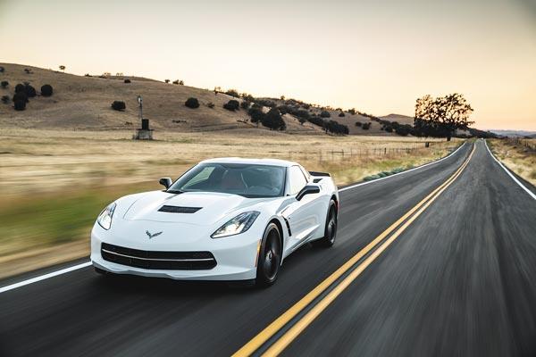 Corvette é uma das atrações | Divulgação