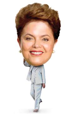 Dilma Rousseff Arte