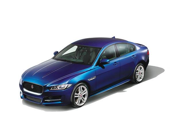 Jaguar mostra modelo XE | Divulgação