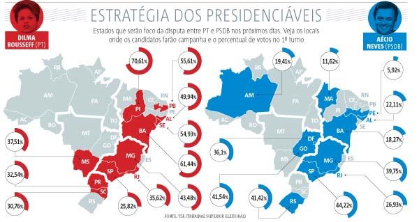 arte eleições presidenciaveis governo