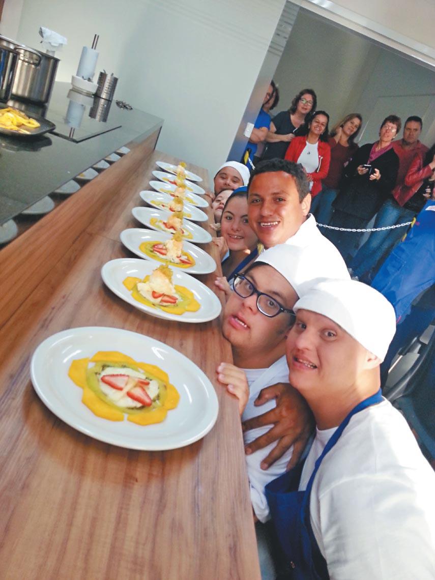 Sobremesas também são ensinadas | André Porto/Metro