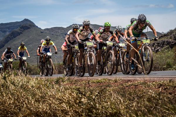 Mateus Ferraz e Ivonne Kraft, sagraram-se campeões na categoria mista | Fabio Piva / Brasil Ride