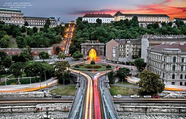 Pressa Urbana - Categoria: Magia da Cidade | Tamás Rizsavi/Hungria