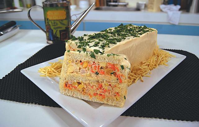 bork bolo de salpicao