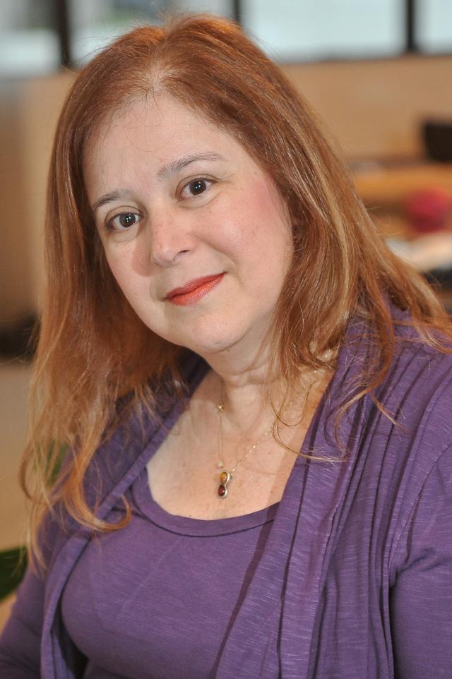 Tania Paris, presidente da Asec