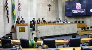 Câmara colocou votação dos salários de novo na pauta e matéria teve aprovação de 30 vereadores | Andre Bueno/CMSP