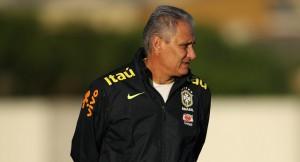 Ídolo do Corinthians, Tite voltou ao CT do clube para treinar a Seleção   Pedro Martins / MoWA Press