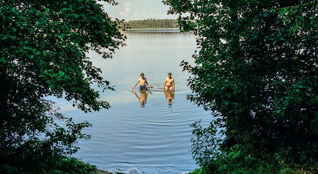 Entre a Polônia e a Lituânia está apenas o lago Vistytis | Valerio Vicenzo