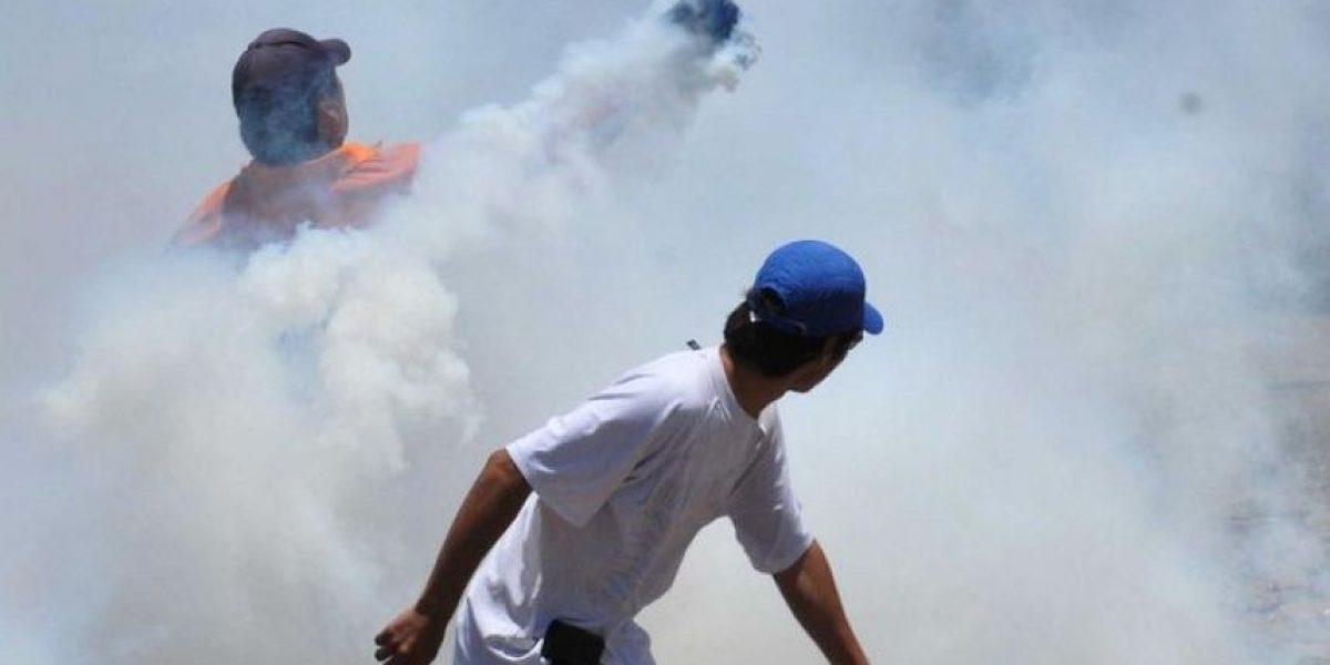 Violenta protesta de cargadores de la Zofri
