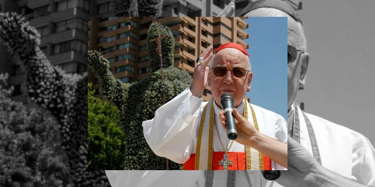 Cardenal Medina y caso Karadima: