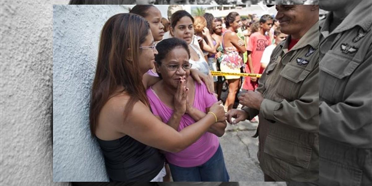 Suben a 12 niños muertos en Brasil y presidenta decreta duelo  oficial de 3 días