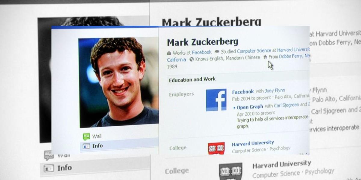 La nueva configuración de Facebook te hace