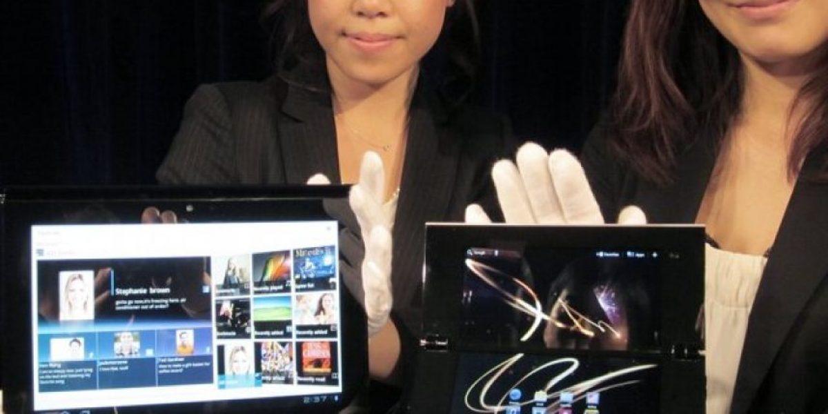 Sony a la caza del iPad: presentó su propio tablet