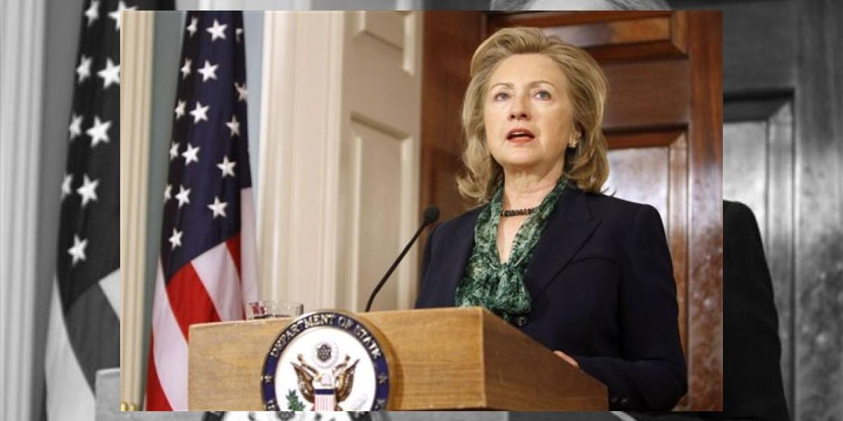 Hillary Clinton dice que Al Qaeda