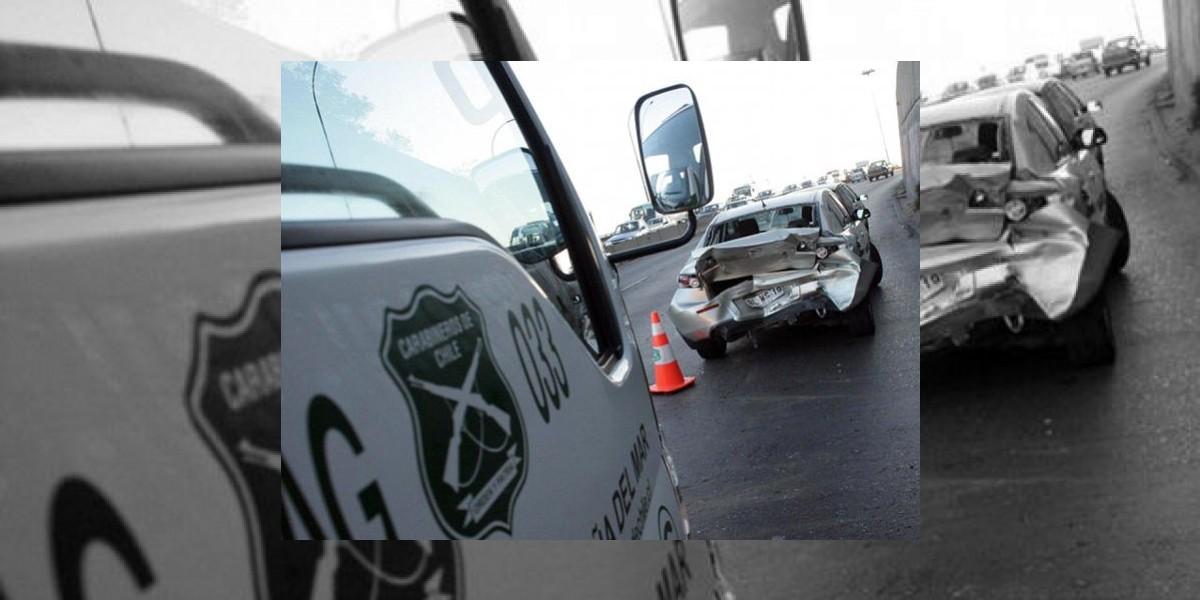 Menor de 15 años roba camión y mata a carabinera