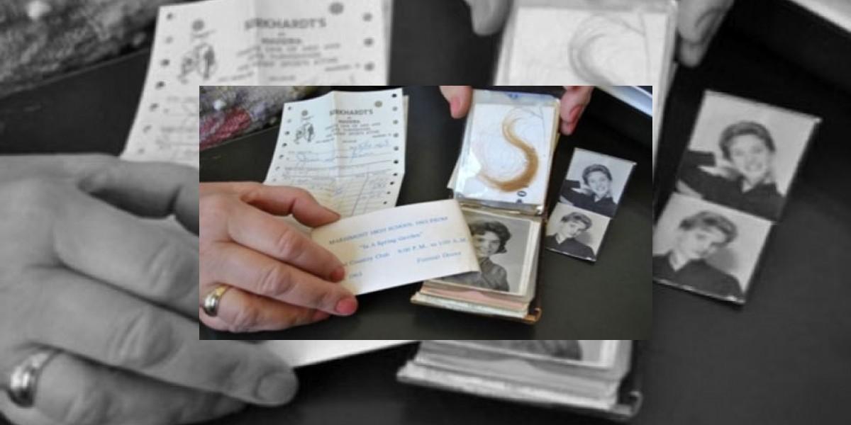 Norteamericano encontró su billetera luego de 50 años